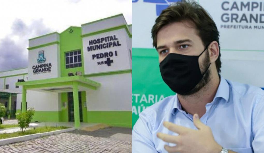 1622109876458956 - Maquiagem nos números da gestão Bruno nas 'UTIs Covid' em Campina Grande é desmascarada