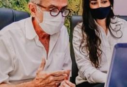 De João Pessoa para o mundo: Cícero conversa com embaixador britânico em busca de parcerias ambientais em prol da Capital