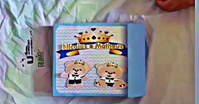 7242ee22 f8cb 4da9 a1cc 21c016c23db8 - Mães ganham álbuns personalizados com fotos de bebês internados no Hospital Universitário Lauro Wanderley