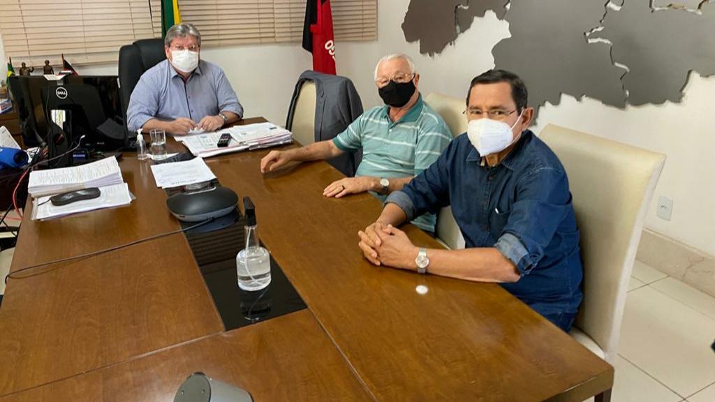 9D1EDF76 3047 4691 AEB7 AF833C670F68 - Governador João Azevêdo nomeia Bivar de Souza Duda como secretário de Agricultura
