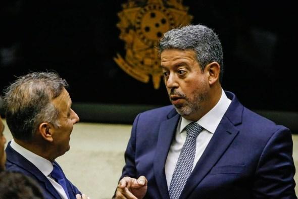 AGUINALDO RIBEIRO ARTHUR LIRA 2019 2466 1.jpg 1 - BASTIDORES: Independência de Aguinaldo na Reforma Tributária irrita Arthur Lira