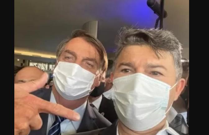 Capturar 119 - Em gravação antes da morte por covid, assessor culpa deputado e Bolsonaro - OUÇA