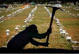 Brasil ultrapassa 16 milhões de casos e 448 mil mortes