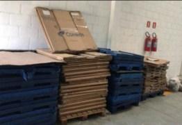 OPERAÇÃO SIERRA NEVADA: Polícia Federal deflagra operação contra venda ilegal de contêineres dos Correios na Paraíba