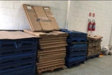Capturar.JPGee  1 - OPERAÇÃO SIERRA NEVADA: Polícia Federal deflagra operação contra venda ilegal de contêineres dos Correios na Paraíba