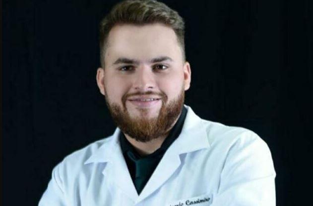 Capturar.JPGmjhn - Aos 26 anos, psicólogo Leonardo Cassimiro Faustino morre de Covid-19