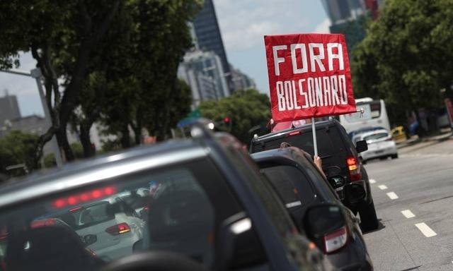 "Carreata fora bolsonaro - ""POVO NA RUA, FORA BOLSONARO"": Paraíba terá protesto contra Bolsonaro no próximo sábado"