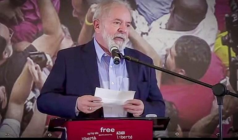 """Lula 2 - Volta de Lula ao jogo é """"tira-teima"""" após uma década fora do cenário - Por Nonato Guedes"""