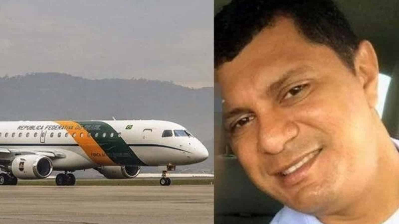Manoel Silva Rodrigues foi preso traficando em aviao da FAB 1 - MILITARES BRASILEIROS: Aviões da FAB eram utilizados para tráfico internacional de drogas, segundo PF