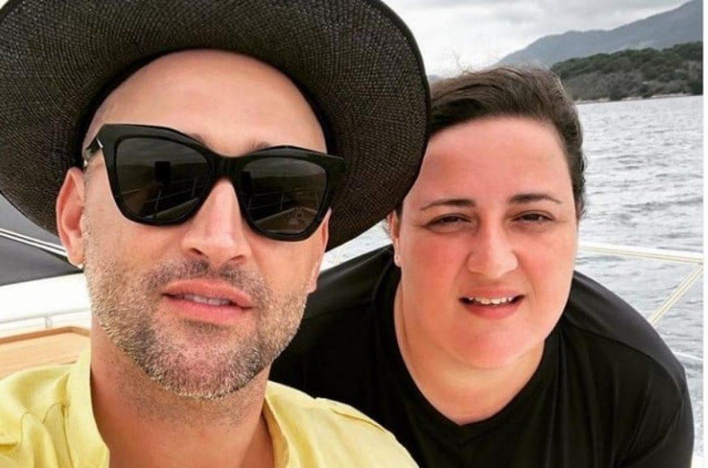 Paulo Gustavo e Ju Amaral 1024x678 1 - Irmã de Paulo Gustavo para Bolsonaro: 'Nunca mais coloque o nome do meu irmão na boca'