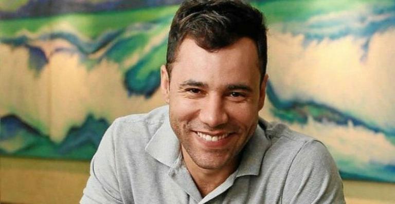 RODRIGO SANTANA - Com Covid-19, Rodrigo Sant'Anna é internado em hospital no Rio