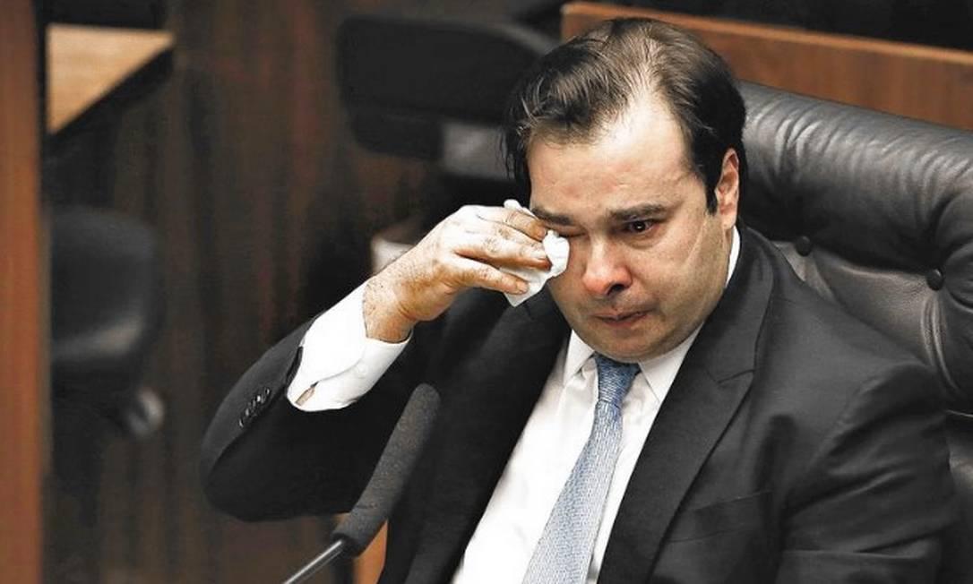 WhatsApp Image 2021 02 02 at 00.22.43.jpeg - Bancada do DEM decide pedir expulsão de Rodrigo Maia depois de ataque a ACM Neto