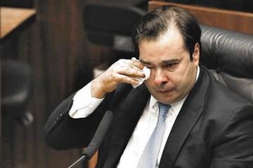 Bancada do DEM decide pedir expulsão de Rodrigo Maia depois de ataque a ACM Neto
