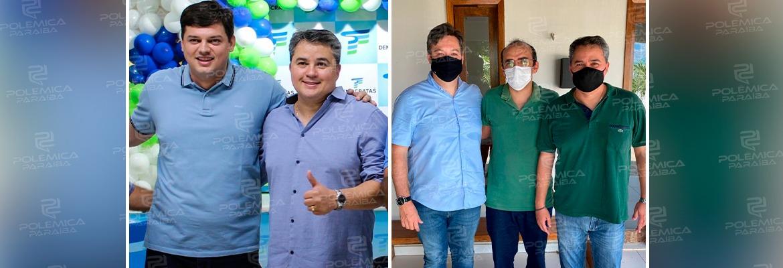 WhatsApp Image 2021 05 03 at 10.50.36 - CANDIDATO AO SENADO: Efraim Filho recebe apoio dos deputados Júnior Araújo e Taciano Diniz - VÍDEO