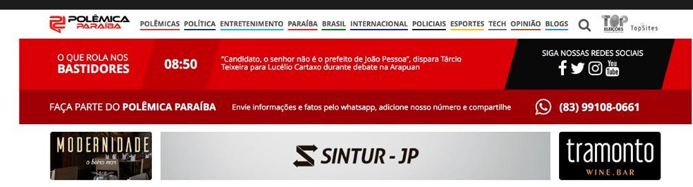 WhatsApp Image 2021 05 07 at 20.26.28 1 - PROGRAMA DE RÁDIO, BLOG E PORTAL: entenda como se deu a fundação do Polêmica Paraíba em 2011