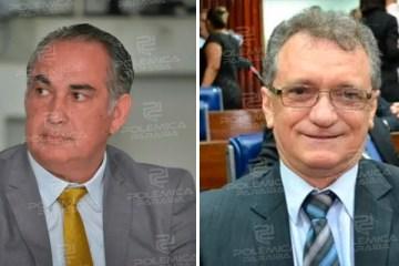 MUDANÇA: Galego Souza tira licença na ALPB e suplente Cláudio Régis assume mandato