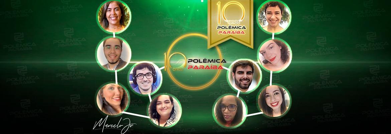 WhatsApp Image 2021 05 24 at 14.01.47 - CORAGEM, DEDICAÇÃO E UNIÃO: conheça a atual equipe de jornalistas que leva o Polêmica Paraíba a ser um dos sites mais acessados do estado