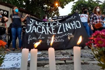 age20210507001 - OPERAÇÃO EM JACAREZINHO: Polícia Civil ainda não divulgou identidades dos mortos