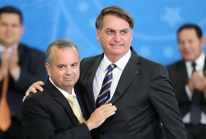 """bolsonaro e rogerio marinho - Ministério emite nota repudiando denúncia de """"orçamento paralelo"""" em R$ 3 bi para a compra de apoio no Congresso - LEIA"""