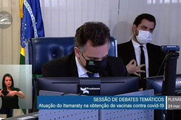 MPF intima Filipe Martins a explicar gesto tido como racista