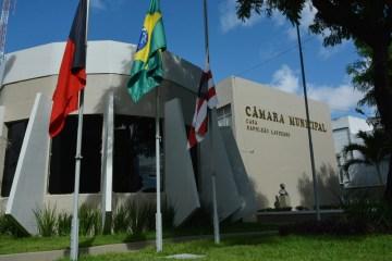 """fachada cmjp 1 - Saiba quem é o vereador da CMJP que colocou Nilvan Ferreira, Walber Virgolino e Cabo Gilberto no pacote da rejeição em 2022: """"Não voto de jeito nenhum"""""""