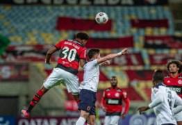 Ídolo do Flamengo fala sobre falhas defensivas do time: 'Situação preocupante'