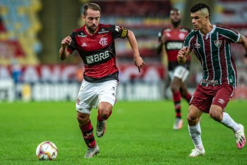 Flamengo e Fluminense empatam em 1 a 1 na primeira final do Carioca; campeão será conhecido no próximo sábado