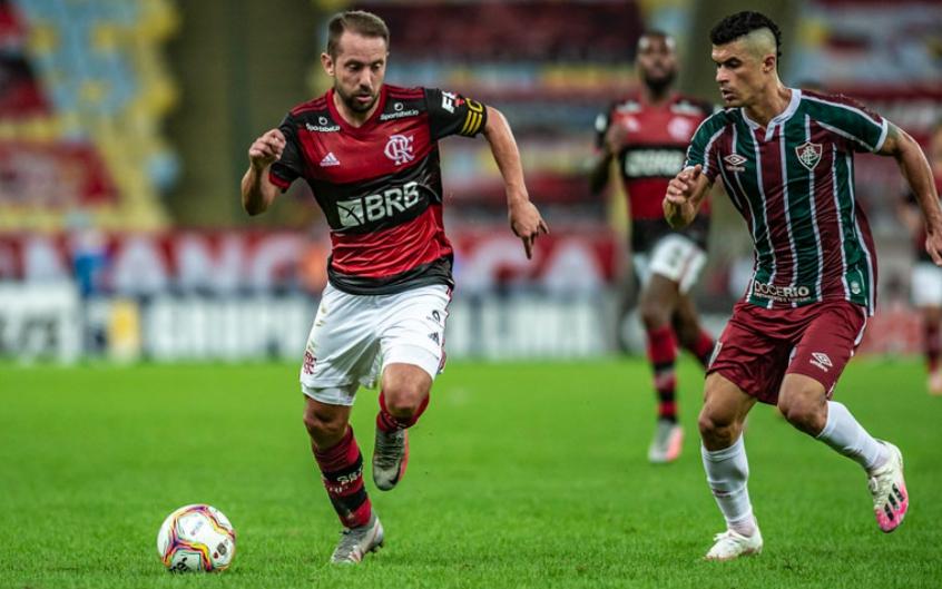 flamengo e fluminense - Flamengo e Fluminense empatam em 1 a 1 na primeira final do Carioca; campeão será conhecido no próximo sábado