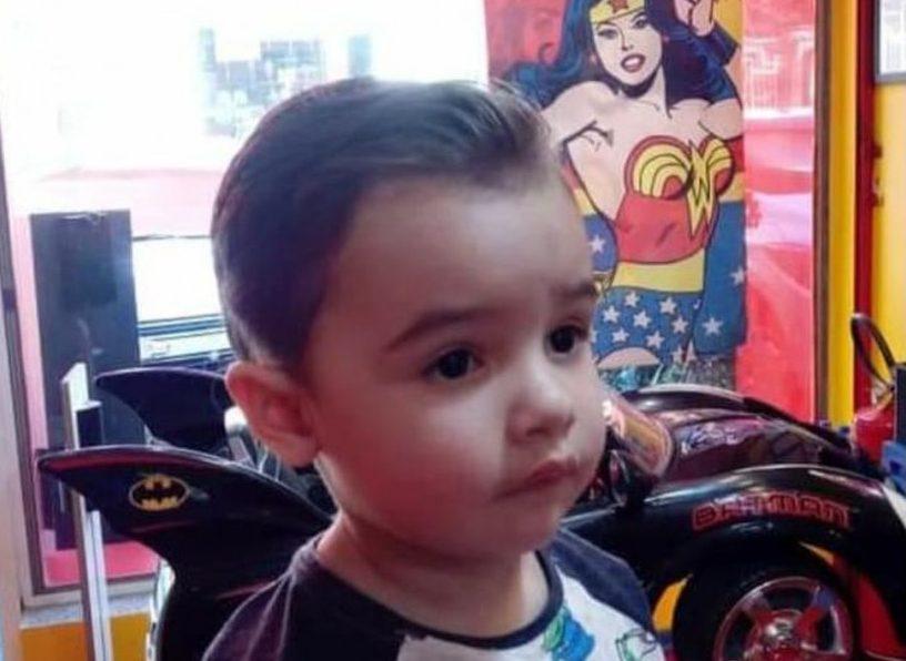 gael e1620764399902 - Corpo de menino morto em São Paulo será enterrado em Prata, na PB; mãe foi indiciada