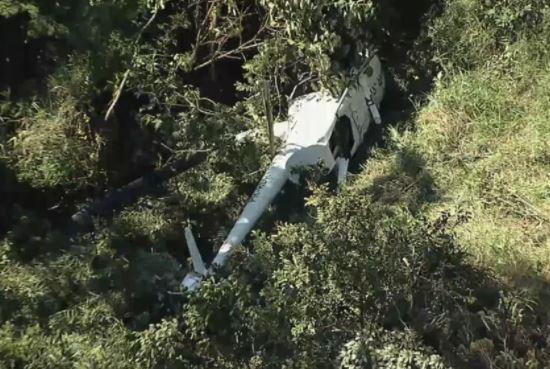 helicptero g1 - 'Você só pensa que vai morrer', diz sobrevivente de queda de helicóptero em Belo Horizonte