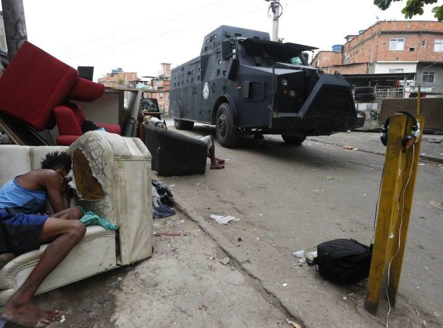 jacarezinh rj mai.2021 868x644 1 - OPERAÇÃO POLICIAL: número de mortos na favela do Jacarezinho sobe para 29
