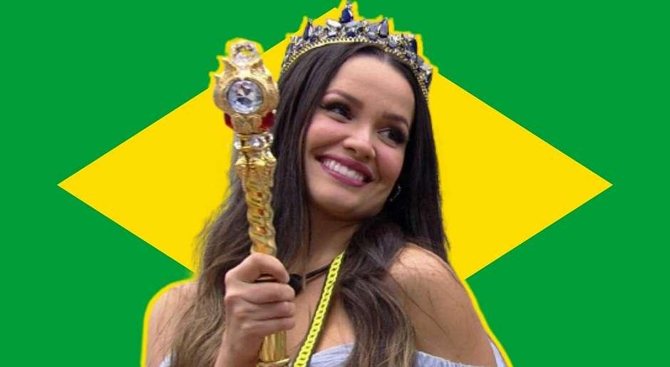 juliette 3 - Perdeu, capitão! Juliette é o novo 'mito' do Brasil - Por Jeff Benício