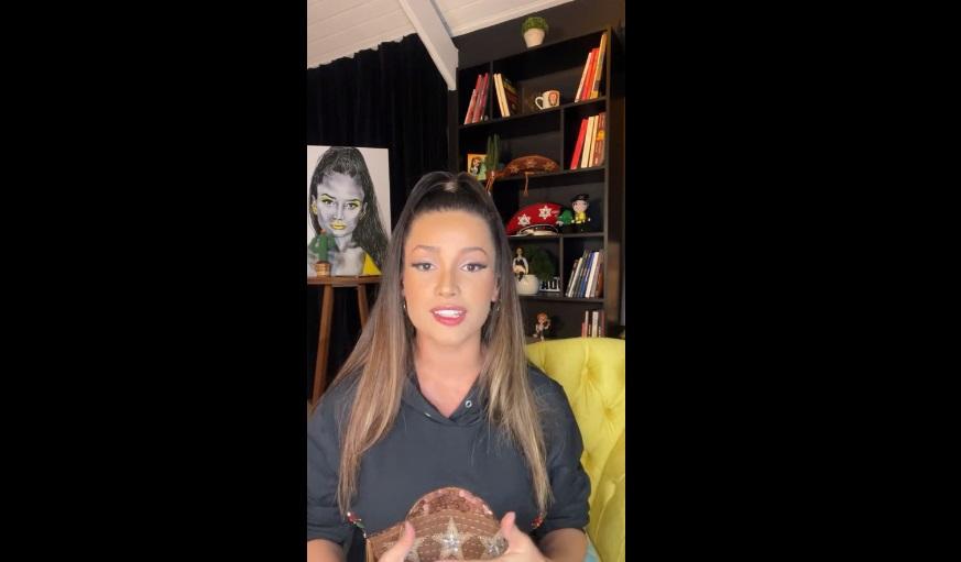 juliette live - Juliette fez primeira live para seguidores após vitória no BBB - REVEJA