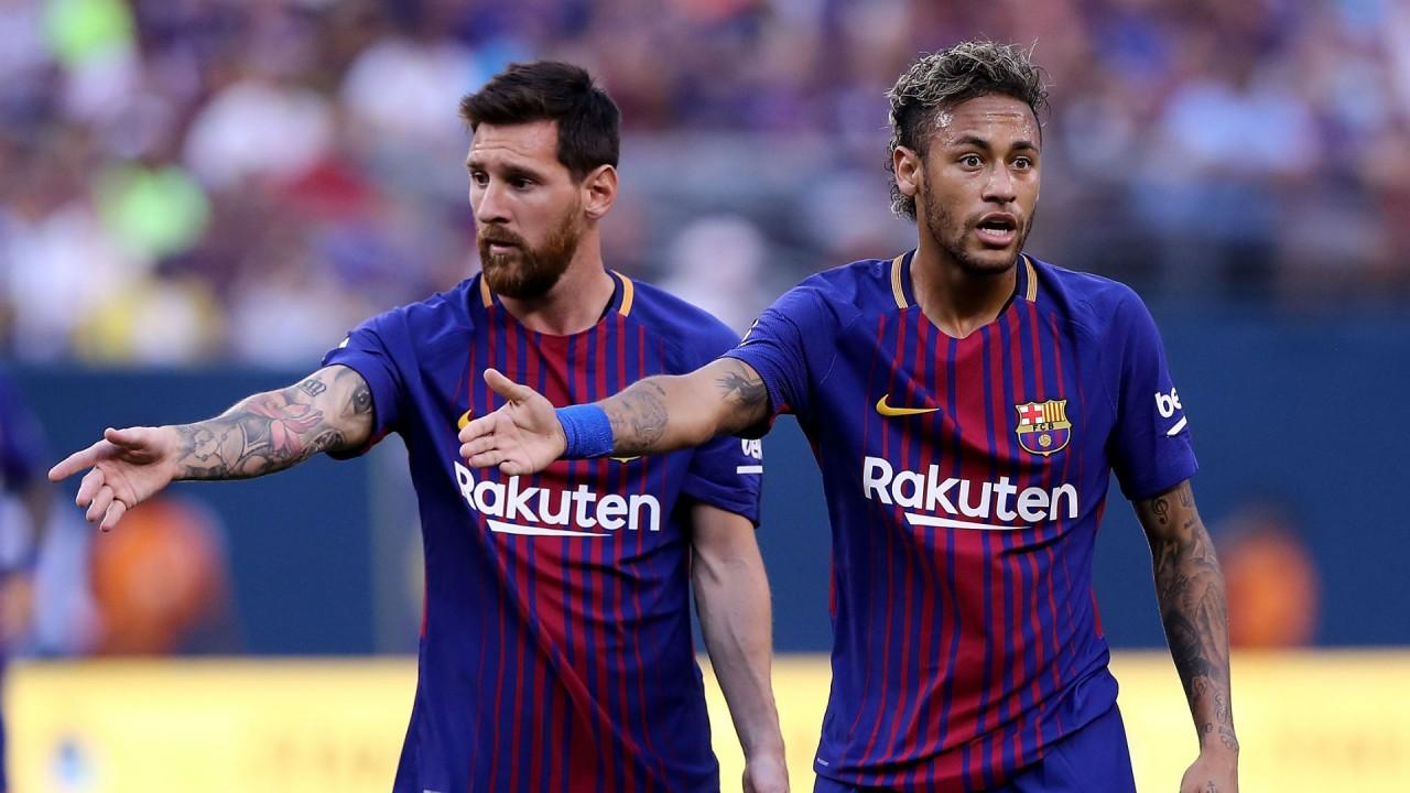 lionel messi neymar barcelona g2unhfuzxjck1p2u9wckly0yz - Barcelona já admite despedida de Messi e teme parceria do jogador com Neymar no PSG