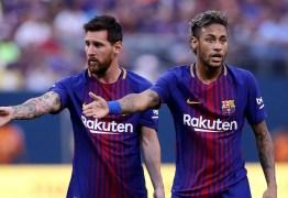 Barcelona já admite despedida de Messi e teme parceria do jogador com Neymar no PSG