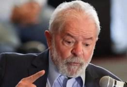 Você está lidando com um psicopata, diz Lula sobre Bolsonaro