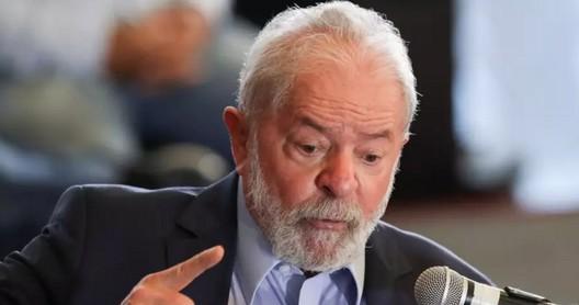 lulu - Você está lidando com um psicopata, diz Lula sobre Bolsonaro