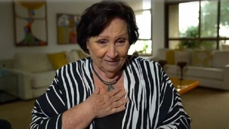 """mae 1 - """"Chorei por mães na pandemia, sem saber que ele ia"""", desabafa, mãe de Paulo Gustavo"""
