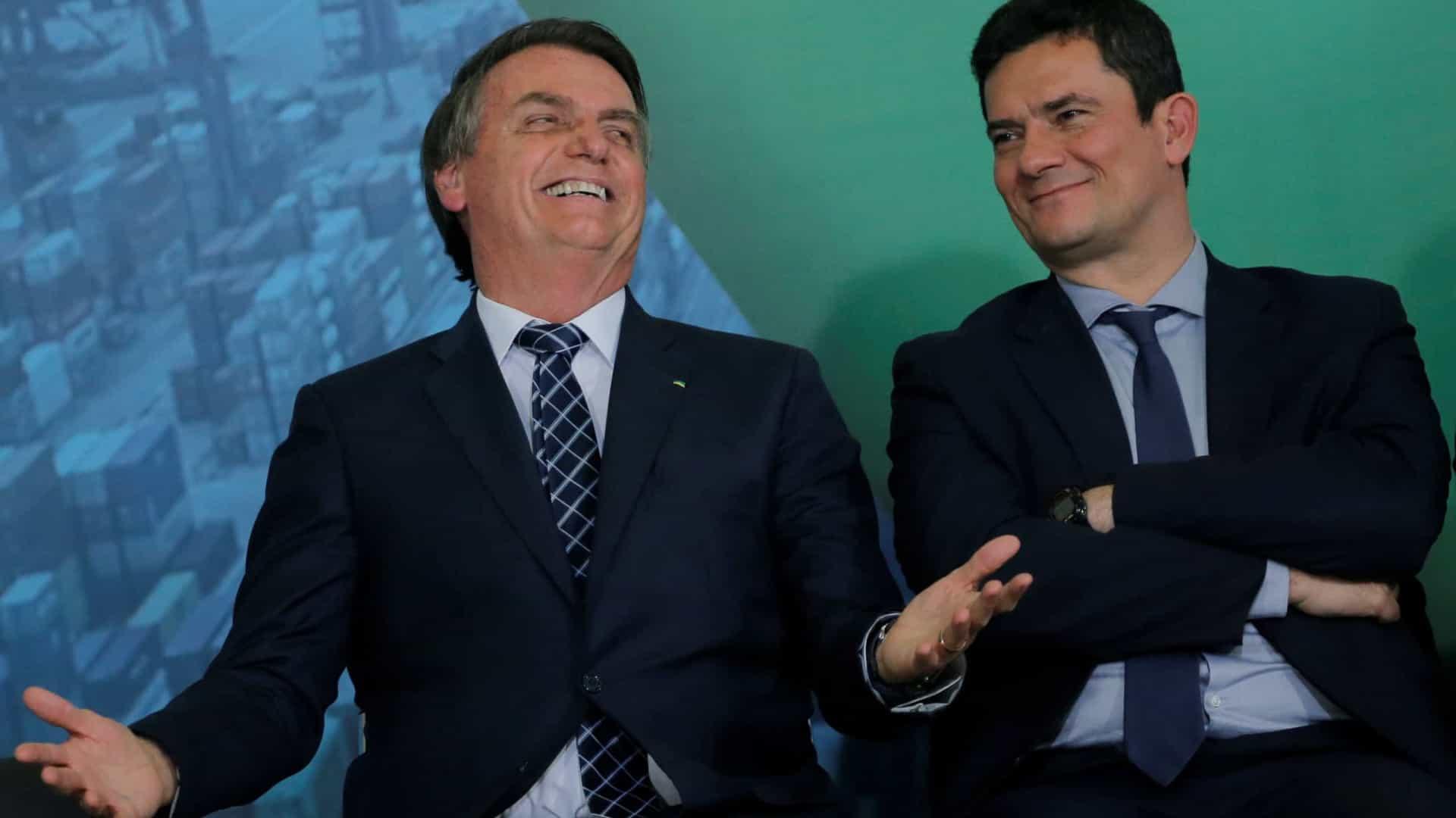 naom 5ec7b3b6decbc - Projeto piloto de Bolsonaro e Moro para combater crime termina em fracasso