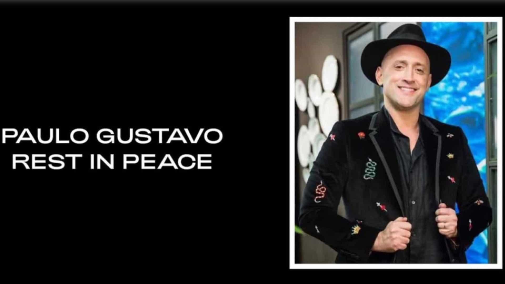 """naom 609296718195f - Beyoncé faz homenagem ao ator Paulo Gustavo: """"Descanse em paz"""""""