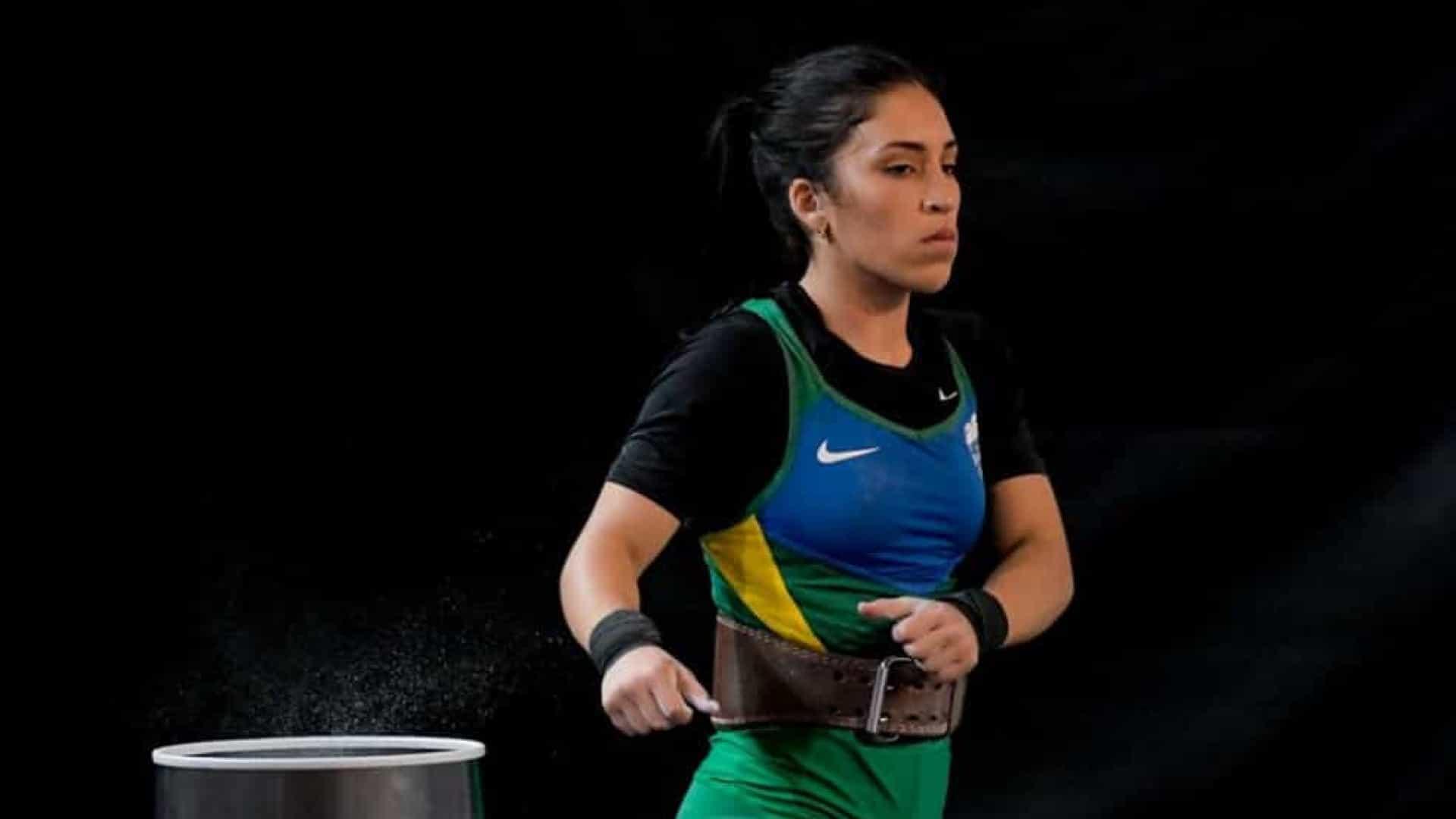 naom 609976fff1a67 - Brasileira do levantamento de peso é suspensa por doping e pode perder Olimpíada