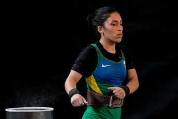 Brasileira do levantamento de peso é suspensa por doping e pode perder Olimpíada