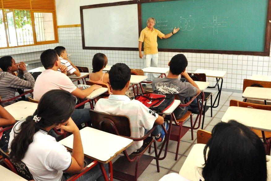 sala de aula 1 - Cabedelo retoma vacinação de profissionais da Educação nesta segunda-feira