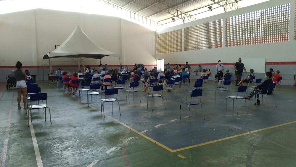 vacina bessa - Com um dia de atraso, João Pessoa começa a vacinar contra a Covid-19 a população em situação de rua