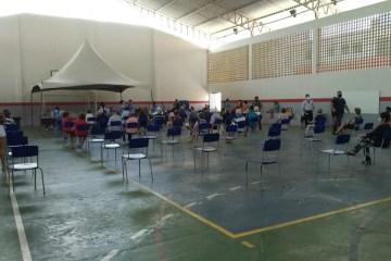 Com um dia de atraso, João Pessoa começa a vacinar contra a Covid-19 a população em situação de rua