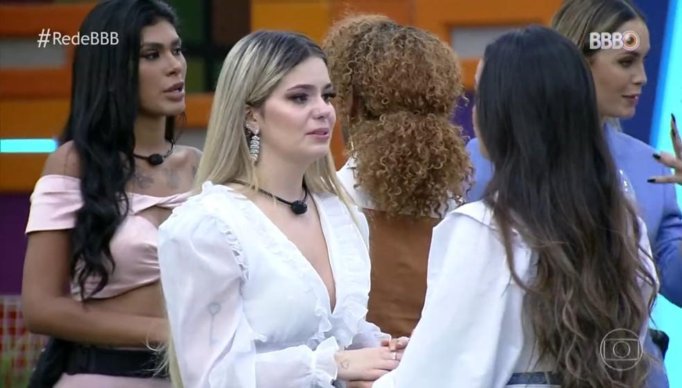 viih - Viih Tube se emociona ao ver Juliette no BBB Dia 101: 'Fiz muito mal para ela'