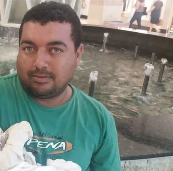 vitima homicidio e1621698981105 - Três homens são presos pela PRF na Paraíba suspeitos de envolvimento na morte de motorista de aplicativo assassinado com golpes de faca em JP