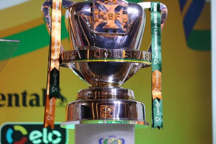 1 copa do brasil taca cbf 15015565 - Saiba onde assistir e os horários dos jogos de futebol desta quarta-feira