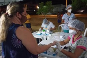 4 - Testagem aberta atende moradores do bairro Bivar Olinto em Patos