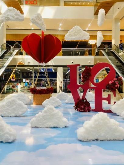 81415c2c 29f5 13c7 f4ce f38f2af30dea - Shoppings Manaira e Mangabeira criam decoração temática para o Dia dos Namorados